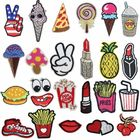 Sew On Badges For Clothes Kid Infant Handmade Applique Patches Need Loom Technics